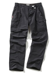 Craghoppers Straight Leg Casual 5 Pkt Trouser Grey