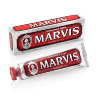 Marvis Cinnamon Mint Toothpaste Red