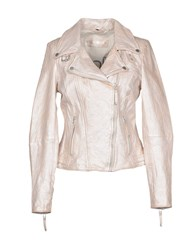 Freaky Nation Jackets Light Pink
