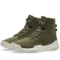 Nike Sfb 6 Canvas Boot Green
