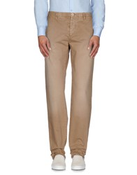 Jeckerson Trousers Casual Trousers Men Khaki