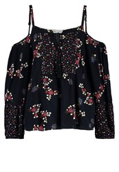 Abercrombie And Fitch Blouse Black