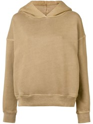 Yeezy Season 6 Classic Hoodie Nude And Neutrals