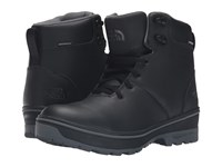 The North Face Ballard Commuter Tnf Black Smoked Pearl Grey Men's Lace Up Boots