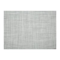 Chilewich Mini Basketweave Rectangle Placemat Mist