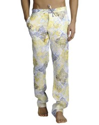 Mosaique Swimwear Beach Trousers Men