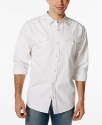 Levi's Standard Barstow Western Long Sleeve Denim Shirt