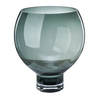 Pols Potten Fishbowl Vase Smoke