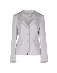 Marella Suits And Jackets Blazers Women Light Grey