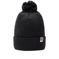 A Bathing Ape Knit Cap Black