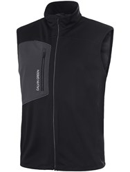 Galvin Green Men's Lenny Interface Bodywarmer Black