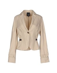 Tomaso Suits And Jackets Blazers Women Beige