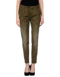 Department 5 Casual Pants Beige