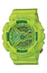 G Shock Ana Digi Watch 46Mm X 41Mm Neon Green