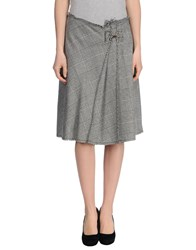 Gattinoni Skirts Knee Length Skirts Women Black