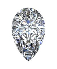 Macy's Gia Certified Diamond Pear 1 2 Ct. T.W.