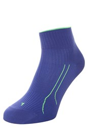 Puma Sports Socks Neon Blue