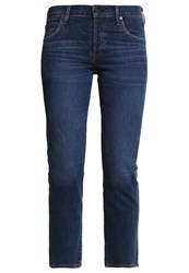 Citizens Of Humanity Elsa Relaxed Fit Jeans Aurora Blue Denim