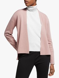 Eileen Fisher Merino Wool Cardigan Sugar Plum
