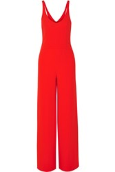 Narciso Rodriguez Stretch Crepe Jumpsuit