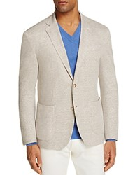 0909 Textured Solid Boucle Slim Fit Sport Coat Sand