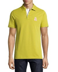 Psycho Bunny Cayman Cotton Polo Shirt Green