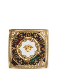 Versace Baroque And Roll Square Dish