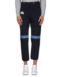 The Editor Trousers Casual Trousers Men Dark Blue