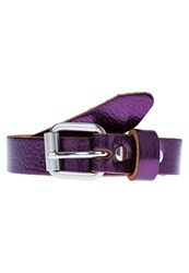 Vanzetti Belt Lila Purple