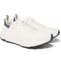 Officine Creative Sphyke Leather Sneakers White