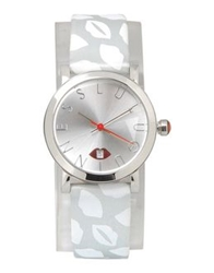 Lulu Guinness Wrist Watches Light Grey