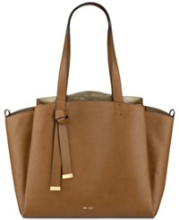 Nine West Gaya Tote Bourbon