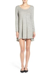 Junior Women's Jella C. Scoop Neck Sweater Dress