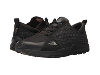 The North Face Mountain Sneaker Tnf Black Smoked Pearl Grey Men's Lace Up Casual Shoes