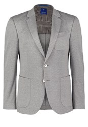 Joop Heathrow Suit Jacket Hellgrau Light Grey