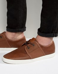 Aldo Hairedia Plimsolls Tan