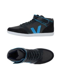 Veja Footwear High Tops And Trainers Men Lead