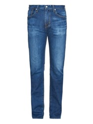 Ag Jeans The Matchbox Mid Rise Slim Fit Jeans Indigo