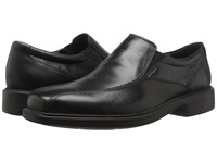 Bostonian Bolton Black Smooth Leather Men's Slip On Dress Shoes