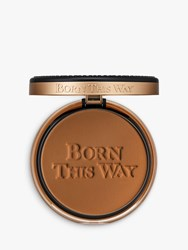 Too Faced Born This Way Pressed Powder Foundation Toffee