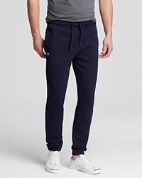 Lacoste Cotton Sweatpants Navy
