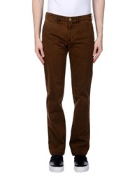 7 For All Mankind Casual Pants Brown