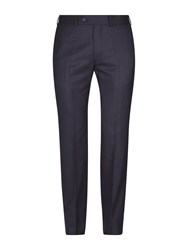 Aquascutum London Men's Twill Trouser Navy