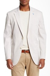 Tailorbyrd Two Button Notch Lapel Sports Jacket Metallic