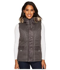 Kuhl Arktik Down Vest Carbon Women's Vest Gray