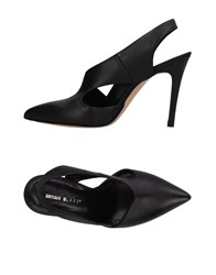 Bryan Blake Pumps Black