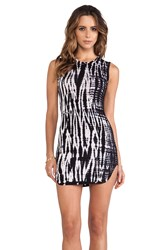 Stone Fox Swim Bohdi Mini Dress Black