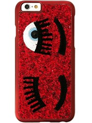 Chiara Ferragni 'Flirting' Iphone 6 Case Red