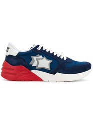 Atlantic Stars Mars Sneakers Blue