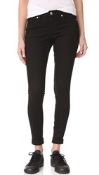 Cheap Monday Mid Snap Black Coal Jeans